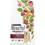 Purina Beneful Real Meat Dry Dog Food, Originals...