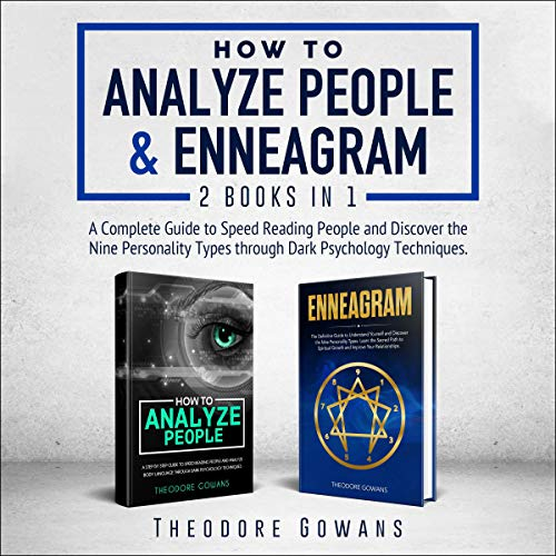 How to Analyze People & Enneagram: 2 Books in 1 audiobook cover art