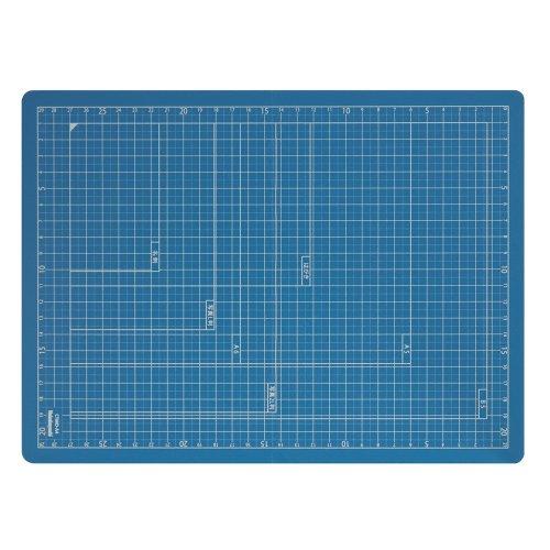 ナカバヤシ カッターマット 折りたたみカッティングマット A4 CTMO-A4
