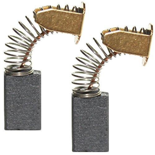 Kohlebürsten Kohlen für Einhell Winkelschleifer 115-Z/WSC 115N / WSC 115-1 / WSC 125-Z