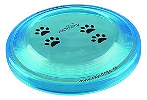 Frisbee Dog Activity Disc pour Chien résistant aux morsures en Deux Tailles
