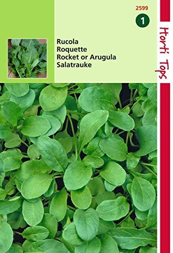 2 stuks Rucola Coltivata Eruca Vesicaria Sativa