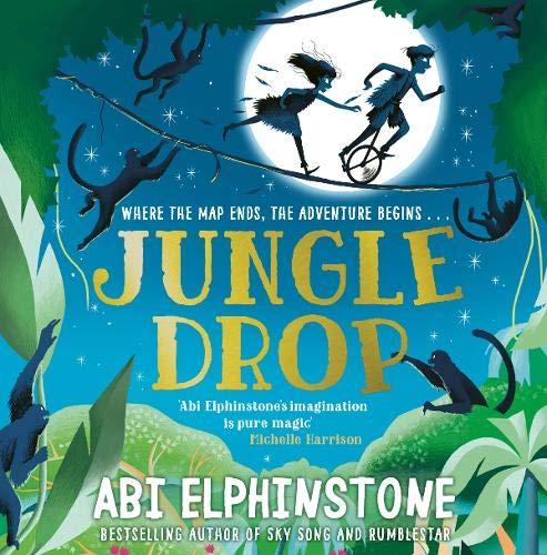 Jungledrop cover art