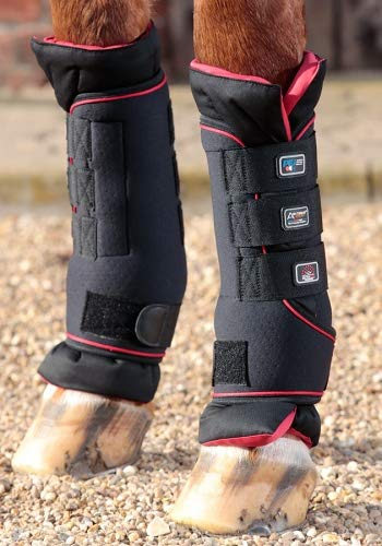 Premier Equine Therapie-Gamaschen Nano-Tec Infrared Boot Wraps Größe L