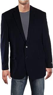 Mens Classic Fit Wool Blend Sportcoat