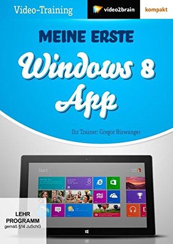 Meine erste Windows 8 App [import allemand]