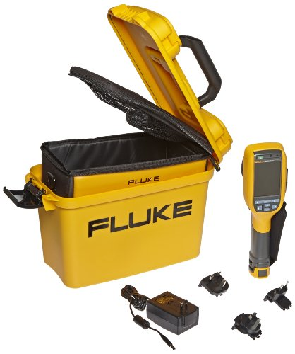 Affordable Fluke Ti110 Industrial-Commercial Thermal Imager, with IR-Fusion Technology, 30 Hz