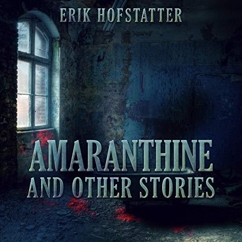 Amaranthine audiobook cover art