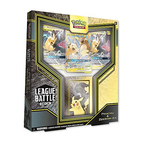 Pokémon TCG: League Battle Deck mit Pikachu & Zekrom-GX