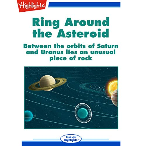 Ring Around the Asteroid copertina