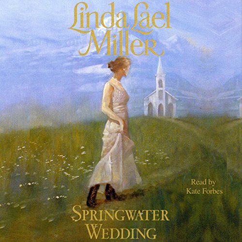 Springwater Wedding audiobook cover art