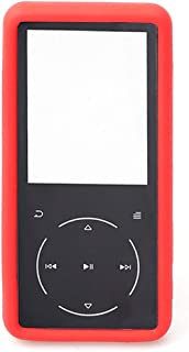 Oriolus Silicone Case for Soulcker MP3 Player (Red)