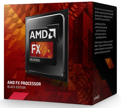 FX 9370 Black Edition - Procesador (zócalo AM3+)