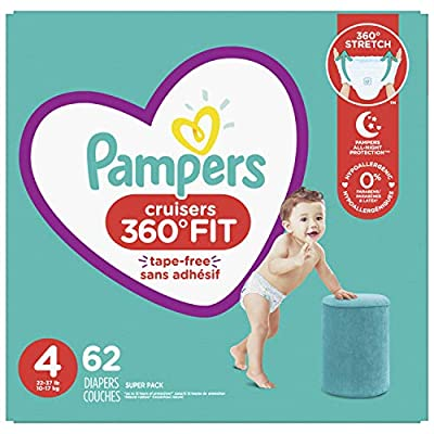 Pampers Cruisers 360° Fit Diapers
