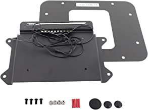 Kentrol Backside License Plate Mount with LED's 80707