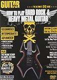 Guitar World -- How to Play Hard Rock & Heavy Metal Guitar (DVD)