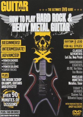 Guitar World: How To Play Hardrock & Heavy Metal Guitar