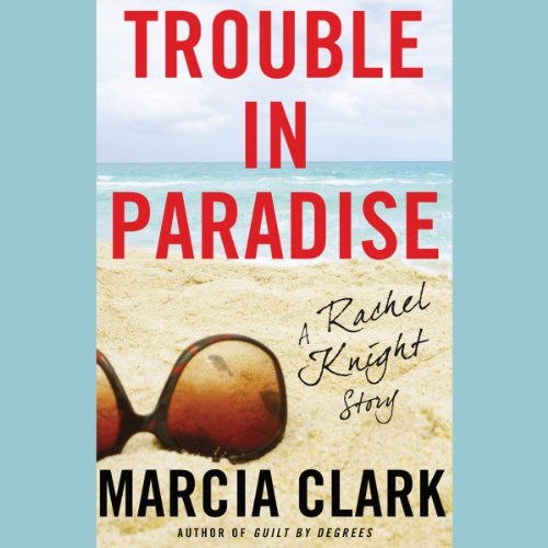Trouble in Paradise audiobook cover art