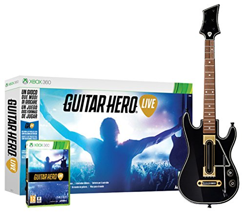 Guitar Hero Live [Bundle] - Xbox 360
