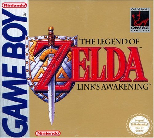 The Legend of Zelda - Link's Awakening - Gameboy Classic