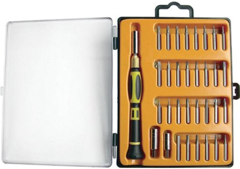 Platinum Tools 19101 Precision Screwdriver Set, 33-Piece by Platinum Tools B0009ZBQ22 | Online