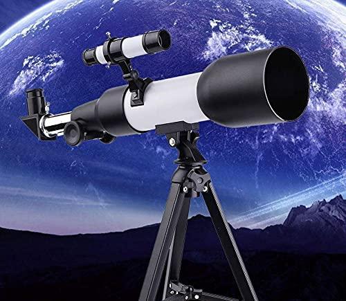 Zorzel Telescope, 60 mm Aperture 360 mm Mount Astronomical Refracting Telescope for Kids Beginners Travel Telescope with Tripod HD Zoom