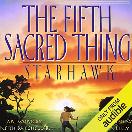 The Fifth Sacred Thing audiobook cover art
