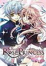 Kiss of Rose Princess, tome 4 par Shouoto