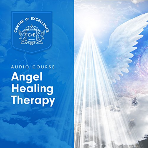 Angel Healing Therapy audiobook cover art
