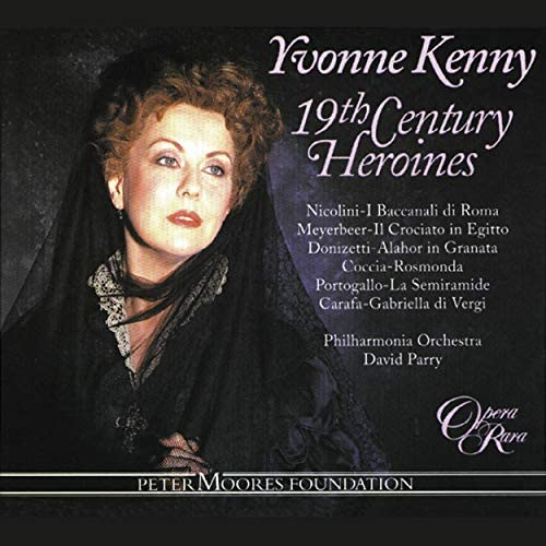 Yvonne Kenny, David Parry & Philharmonia Orchestra