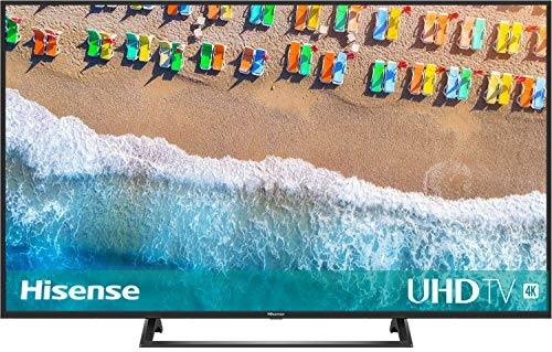 HISENSE H55BE7200 TV LED Ultra HD 4K, HDR, Dolby DTS, Single Stand...