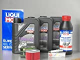 Kit de mantenimiento para ATV / Quad Honda TRX 650 TRX 680 Inspección – Filtro de aceite, vela
