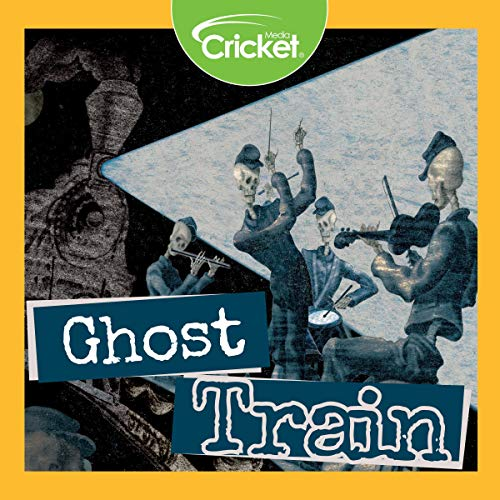 Ghost Train  By  cover art