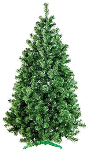 DecoKing Künstlich 180 cm grün Bild