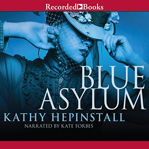 The Blue Asylum audiobook cover art