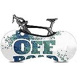 L.BAN Copriruota per Bicicletta Sweet-Heart, Durevole Protezione AntiGraffio per Pneumatici Copertura per Bici - Fango Nero off Road Car Safari SUV Expedition Offroader