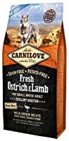 Carnilove Canine Adult Small Fresh Ostrich Lamb 1.5 kg The best products for your pet. Your pet grow healthy and strong has never been easier.
