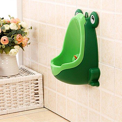 ZSL Urinoir d'apprentissage pour enfants Motif grenouille