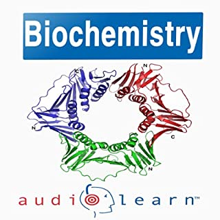 Introduction to Biochemistry audiobook cover art