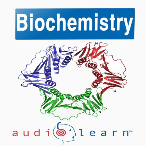 Introduction to Biochemistry  cover art