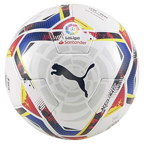 Puma LaLiga 1 Accelerate (FIFA Quality) Ball, Erwachsene, Unisex, Mehrfarbig (Mehrfarbig), 5