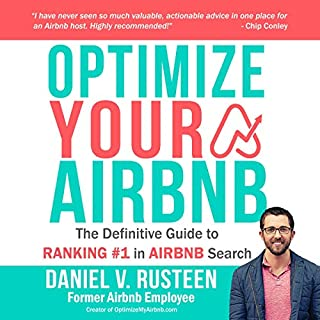 The Entrepreneurial Airbnb Hosting Guide (Audiobook) by Rick Wong
