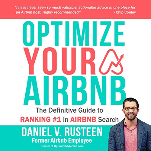Optimize Your Airbnb cover art