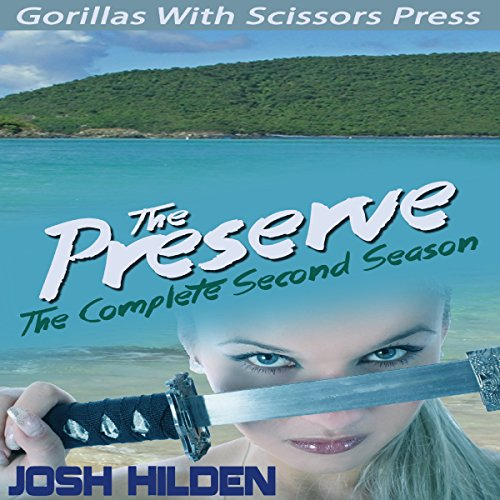 The Preserve Season 2.0 audiobook cover art
