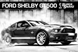 empireposter - Ford - Shelby GT500 Supersnake - Größe