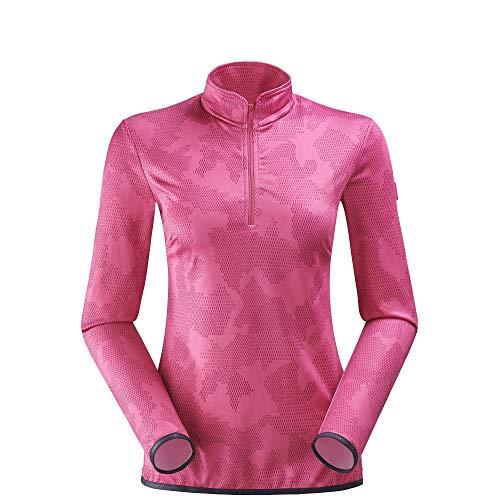 Eider eiv4362V Sweat Donna, Donna, EIV4362V, Candy Pink Print Camo, XS