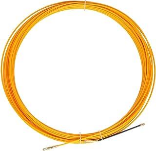 kesoto 30M Cable Électrique de Fibre de Verre de Dispositif de Guide de 3mm Poussent des Extracteurs Conduisent Fil de Ban...