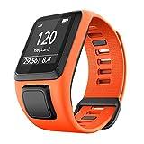 Shieranlee Uhrenarmband kompatibel for Tomtom Watch, Uhrenarmband Silikon Uhrenbänder für Tomtom Runner 2/ Runner 3/ Spark/Golfer 2 Sports GPS Running Smartwatch