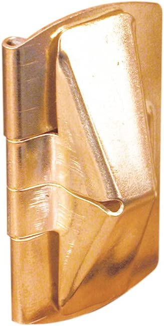 Defender Security U Low price 9938 Wood Window Lock Ste Flip Brass Super special price Plated