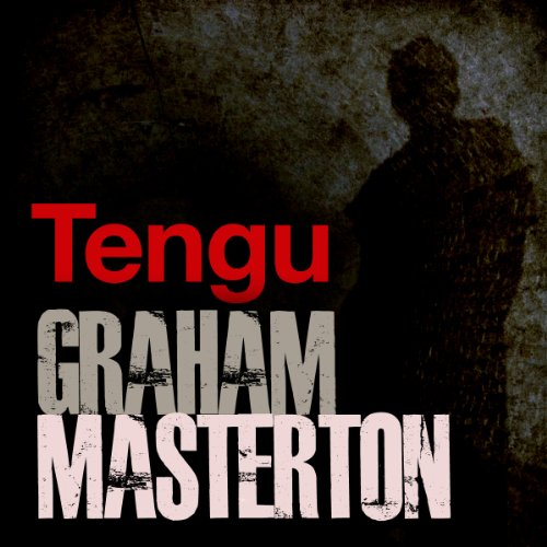 Tengu audiobook cover art